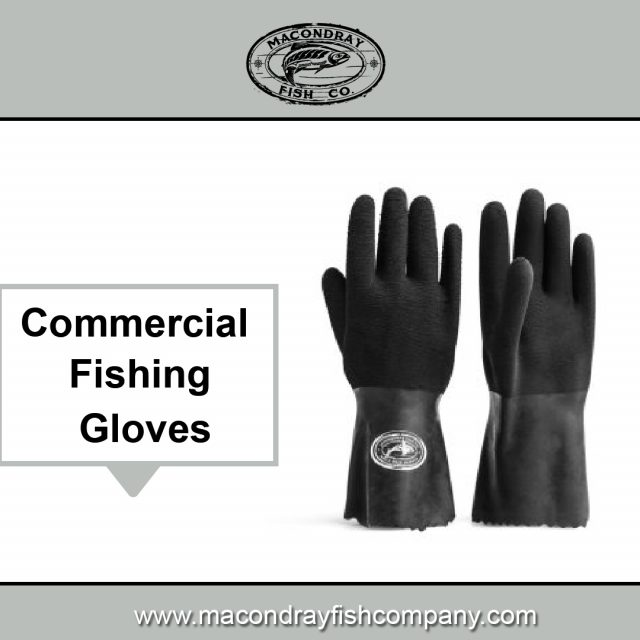Commercial Fishing Gloves