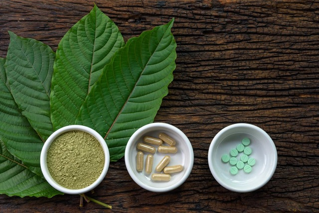OPMS Gold Kratom Capsules Extract