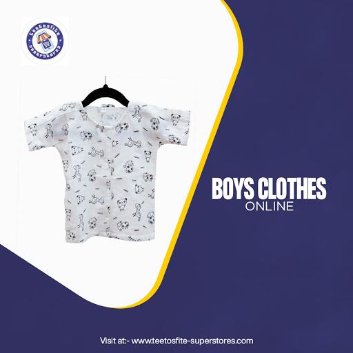 Boys Clothes Online