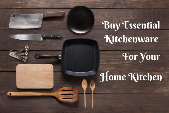 Buy Essential Kitchenware