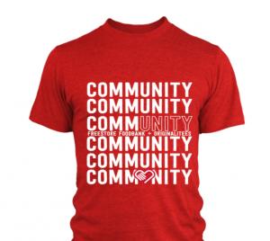 community shirts