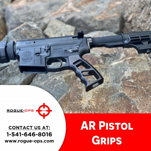 AR Pistol Grips